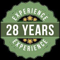 Medicus Training 28 Years Experience Badge