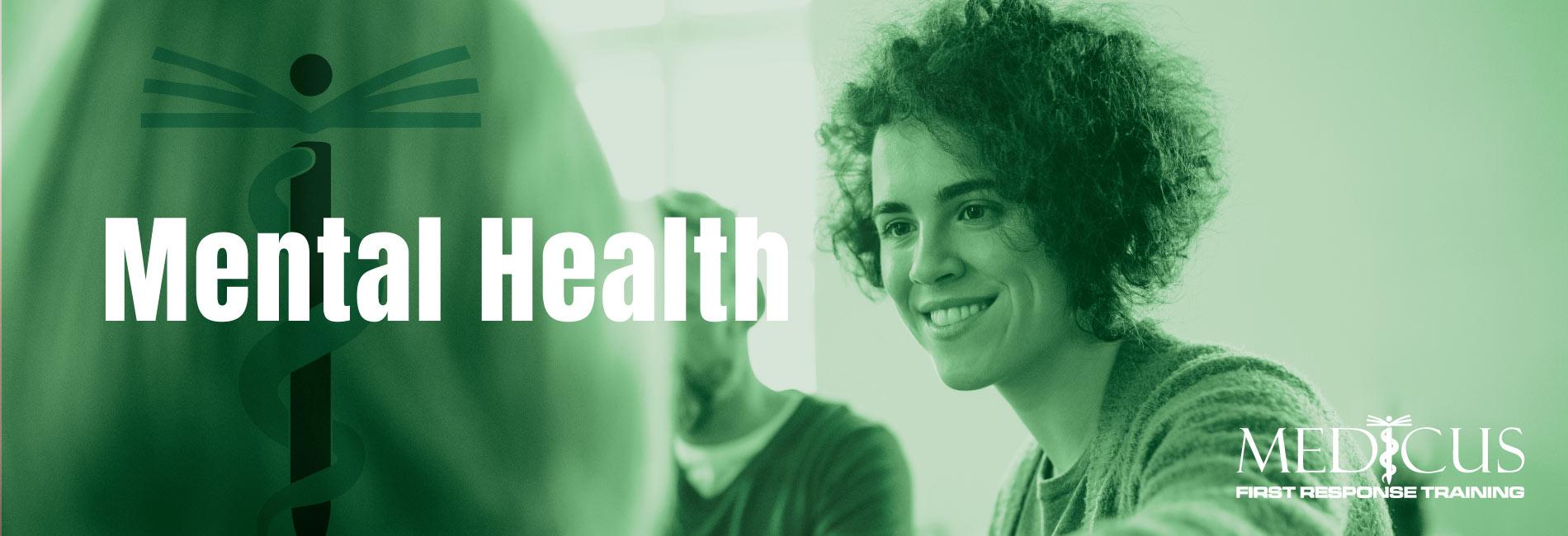 Medicus Training Mental Health Training Carmarthenshire Banner
